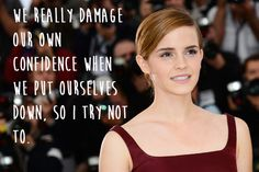 And it can be even harder being a girl. | 21 Amazing Emma Watson Quotes That Every Girl Should Live Their Life By
