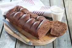 SECRET : une BRIOCHE VEGAN au CHOCOLAT sans BEURRE NI OEUFS et c'est TROP BON ! - Diaporama 750 grammes