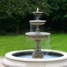 Fountains Pool Surround Statues Garden Ornaments (950×600) | Water  Gardens | Pinterest | The Ou0027jays, Quatrefoil And God