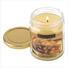 Apple Pie Scent Candle
