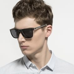 c8622a9fd4a HD.space Brand Unisex Retro Aluminum+TR90 Sunglasses Polarized Lens Vintage  Eyewear Accessories Sun Glasses For Men Women-in Sunglasses from Men s  Clothing ...