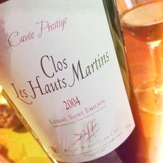 Clos Les Hauts Martins - Cuvée Prestige 2004 - Lussac-Saint-Emilion