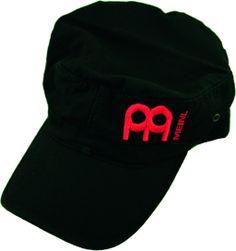 Meinl Army Cap Black Purchase here! http://www.drumcenternh.com/wearables/meinl-army-cap-black.html