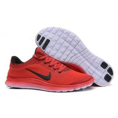 brand new 7d745 85dc5 Nike Free Run 3.0 V5 EXT Mens - RedBlack Cheap Nike Running Shoes,