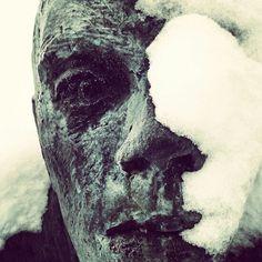 Pesäpallopatsaan talvi. Antonio Mora, Artwork, Art Work, Work Of Art, Auguste Rodin Artwork