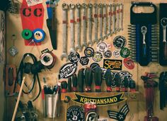 Building Your Own Motorcycle Tool Kit With Ari Henning | Wind Burned Eyes