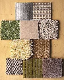 What to Know Before Buying Carpet A walk through the basics of choosing the perfect floor covering.