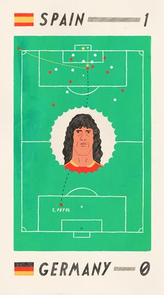football illustration wins me over every time