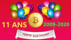 BITCOIN BIRTHDAY 🎂11 ANS - Proof of Key Day 🔐