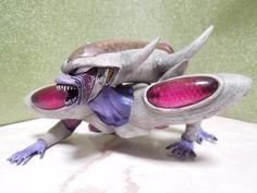 Dragon Ball Creatures Zarbon Freeza 3rd Form Figure Banpresto from Japan #BANPRESTO