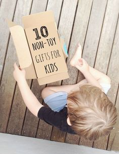10 non-toy gifts for kids (that they will love!) — The Little Design Corner