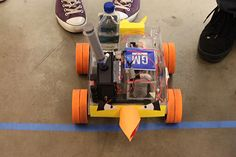Cornell's chemically engineered cars win again