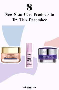 From a smoothing marshmallow-inspired primer to a rich eye cream, these are the products our editors want you to try this month.