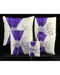 Quinceanera Pillow & Book Essentials Set