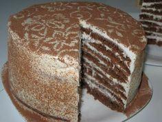Как приготовить шоколадный торт на сковороде - YouTube