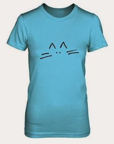 Cat Lover's Tee - Back By Popular Demand! Women's Aqua Tee (many more colors and tanks too) #alexinhwood