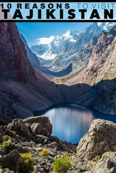 Love mountains? Then you have to visit Tajikistan! Read on to find out 10 reasons to travel to this beautiful country.