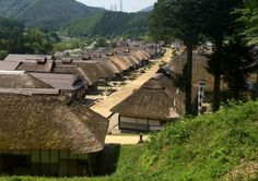 Ouchi-juku, the post town of Edo Period http://traditionalcrafts-japan.tumblr.com/post/122674847946/ouchi-juku-the-post-town-of-edo-period