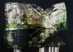 "Saatchi Art Artist Alexandra Elena; Collage, ""Natural features"" #art"