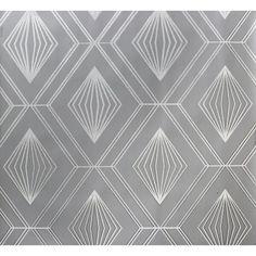 Straun 10.05m x 53cm Glitter Wallpaper Roll