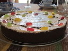 Finnish Recipes, Easter Recipes, Easter Food, No Bake Desserts, Cheesecakes, Baking Recipes, Food And Drink, Pudding, Foods