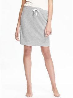 Women's Terry-Fleece Skirts | Old Navy