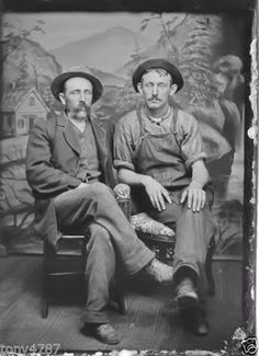 clothing working class men 1870s - Yahoo Image Search Results