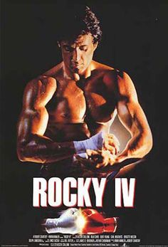 Rocky IV (1988) 5/5 Russian face punches