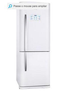 Refrigerador Electrolux Frost Free Duplex DB52 454 Litros Branco << R$ 214199 >>