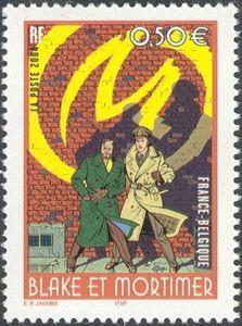 Blake and Mortimer - The Yellow Brand