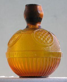 Glass Fire Extinguisher Grenade - LABBE