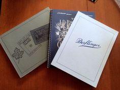 3 Books Maple City & TB Clark Cut Glass Dorflinger JD Bergen Books Cataloges NEW