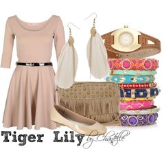 A fashion look from March 2013 featuring sleeve dresses, ballerina shoes and leather crossbody purse. Browse and shop related looks. Cute Disney Outfits, Disney Themed Outfits, Disney Bound Outfits, Tiger Lily Costume, Disney Universal Studios, Cute Halloween, Halloween Ideas, Character Inspired Outfits, Peter Pan