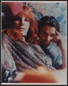 Jim Morrison & Pamela Courson Original Photograph