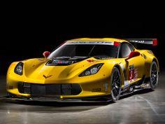 Corvette Z06 en Corvette C7 R 'tweelingbroers'   Telegraaf-Autovisie