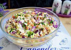 Romanian Food, Pasta Salad, Potato Salad, Potatoes, Cooking Recipes, Ethnic Recipes, Ice Cream, Cake, Salads