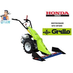 Motocoasa Grillo GF3 GP200 lama 112cm SF (paioase) motor Honda 6 viteze 6CP - STULTE.RO Nerf, Honda, Engineering, Bike, Gym, Bicycle, Bicycles, Excercise, Technology