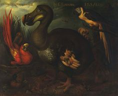 Henrik Gronvold The Dodo and Given 1905