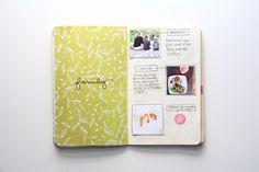 Little Paper Projects Little Summer JOY Album 2015 | Julie Love Gagen