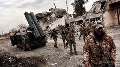Últimos yihadistas de Mosul están rodeados