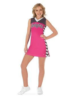 4593a4990a36a Cheerleading Outfit Cheer Uniforms Cheerleading Company