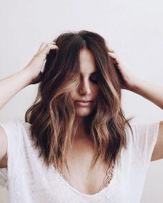 most darling hair cut // long bob