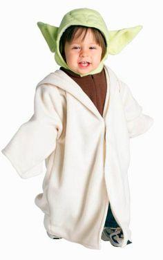 Disfraz niño Yoda. Star Wars Disfraz del maestro Yoda, uno de los personajes más queridos de la saga Star Wars.