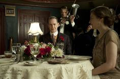 Still of Steve Buscemi and Kelly Macdonald in Boardwalk Empire (2010)
