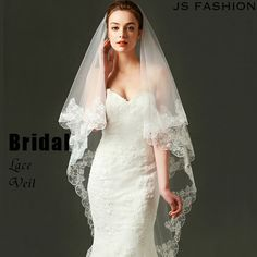 ホワイト刺繍レース・ロングタイプ・ウェディングベール・結婚式・ヘアアクセサリー・ヘッドドレス・成人式・花嫁・挙式・ブライダル撮影用小物・二次会・披露宴【●161111●】【JSファッション】【11月新作】 #結婚式ベール #ブライダル #かわいい #ブライダル小物 #結婚式アクセサリー #ヘッドドレス #個性的 #結婚式 #二次会 #謝恩会 #食事会 #結婚式 #演奏会 #発表会 #披露宴 #成人式 #卒業式 #海外 #通販
