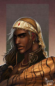 His Highness by M-Jenai.deviantart.com on @deviantART