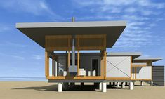Micropolis houses, small houses , customizable homes, affordable housing, Arielle Condoret Schechter, Usonian houses, modular homes, modern home, eco-friendly home, green architecture