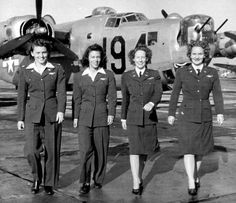 """women military ww2 