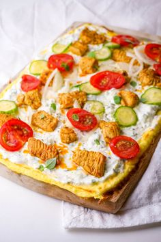 Low Carb Gyros Rolle - Mega leckeres Mittag- oder Abendessen Easy Dinner Recipes, Easy Meals, Dessert Recipes, Evening Meals, Food Inspiration, Food Processor Recipes, Vegetarian Recipes, Food And Drink, Lunch