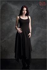Romantic Gothic Dress: Lana Dress by Rose Mortem